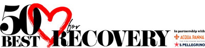50 Best for Recovery Logo