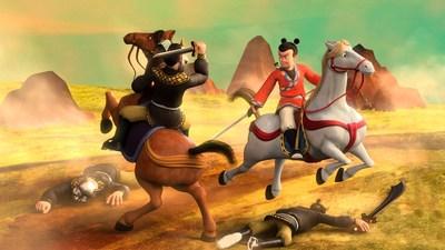 """Hero of Heroes,"" the film adaptation of famous Taiwanese comic series Jhuge Shiro"