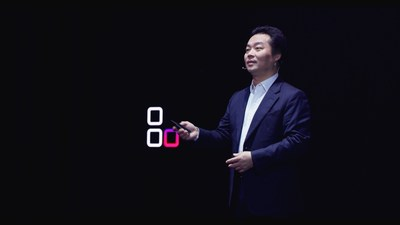 Zhang Ping'an, President of Consumer Cloud Service, Huawei Consumer Business Group