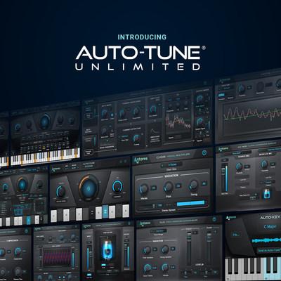 Proyecte su voz con la máxima colección de efectos profesionales de voz. (PRNewsfoto/Antares Audio Technology)