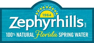 Zephyrhills Brand Logo (PRNewsfoto/Zephyrhills Brand 100% Natural )