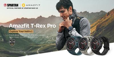 Amazfit T-Rex Pro: un reloj inteligente robusto de grado militar