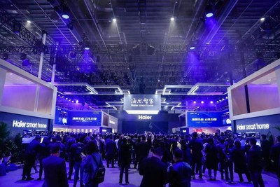 AWE2021: Haier Revolutionizes the Home Appliance Sector with Solutions for the Whole Home, Moving Beyond the Traditional Product Line-up.