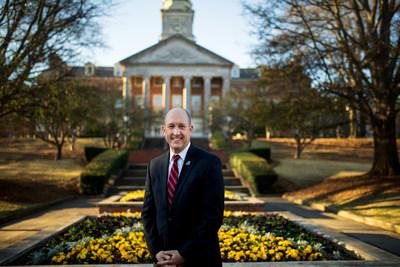 Beck A. Taylor named 19th president of Samford University.