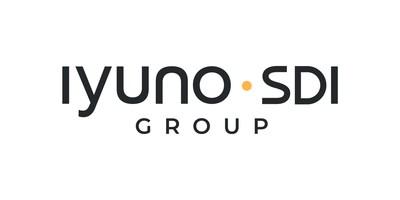 Iyuno-SDI Group reveals its new logo.