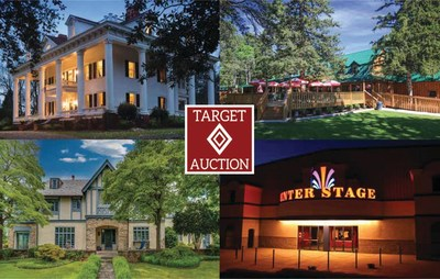 """Sometimes it takes more than just saying 'It's for sale!' to attract a buyer for a property,"" said Target Auction Company President & CEO Dewey Jacobs. ""Unique properties are often difficult to sell, especially with a price tag of over $2 million."""