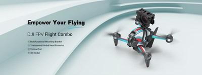 SmallRig DJI FPV Flight Combo