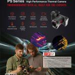 Guide Sensmart lanza cámara térmica de alto rendimiento impulsada por IA para agilizar las inspecciones industriales