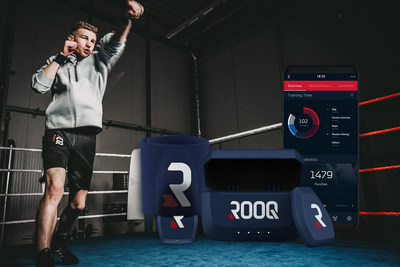 Sensor technology from ROOQ makes sporting performance transparent.