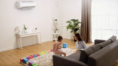 Hisense se compromete a crear un mejor entorno para vivir en todo el mundo. (PRNewsfoto/Hisense)