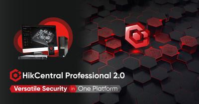 Hikvision HikCentral Professional 2.0