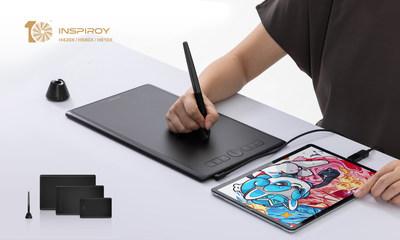 Huion Inspiroy H420X/H580X/H610X