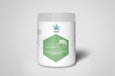 Khiron UK medical cannabis products THC