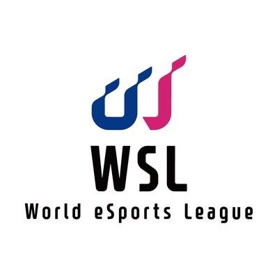 World eSports League (WSL) logo.