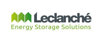 Leclanche logo (PRNewsfoto/Leclanche)