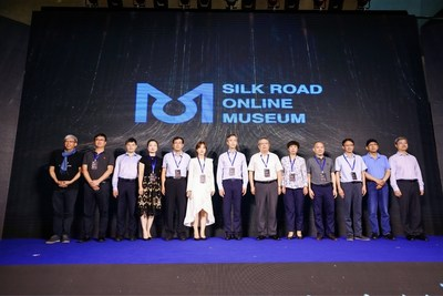 China National Silk Museum Debuts the Silk Road Online Museum (SROM) at the Silk Road Week 2021 Opening Ceremony