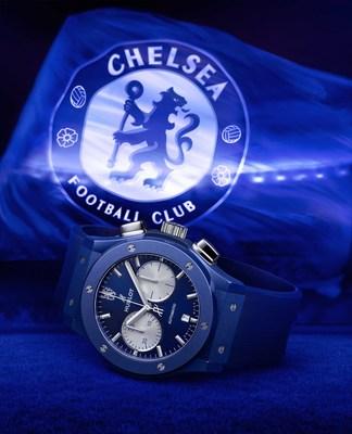 Hublot Classic Fusion Chronograph Chelsea FC