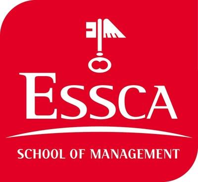 ESSCA School of Management Logo (PRNewsfoto/ESSCA School of Management)