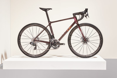Liv Langma Advanced SL Disc. After working with riders from the CCC-Liv (now Liv Racing WorldTeam) in the prototype testing phase, the all-new Liv Langma Advanced SL Disc is the official bike for their 2021 race season.